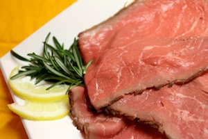 Roastbeef all'inglese